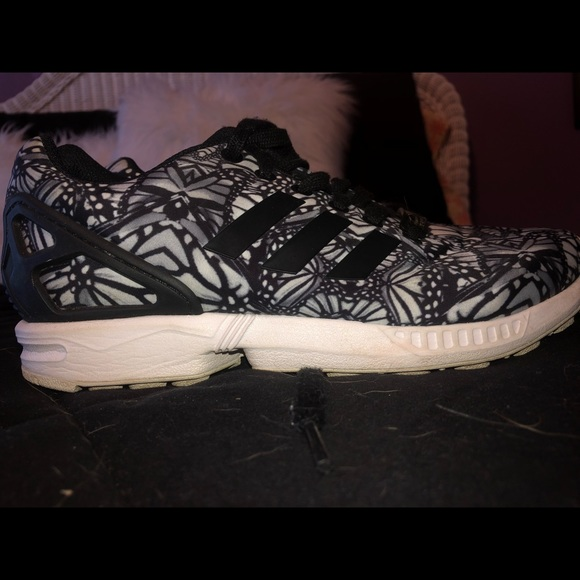 adidas Shoes - Adidas ZX Flux Butterfly